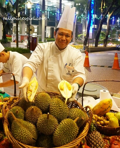 TEMPTationS, Renaissance KL Hotel will be serving durian buffet during Buffet Ramadhan 2016