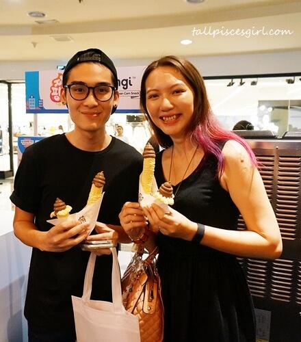 Jipangi with WeiWen