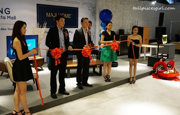 Ribbon Cutting Ceremony @ MajuHome Concept, Citta Mall