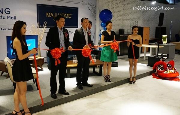 Ribbon Cutting Ceremony @ MajuHome Concept, Citta Mall