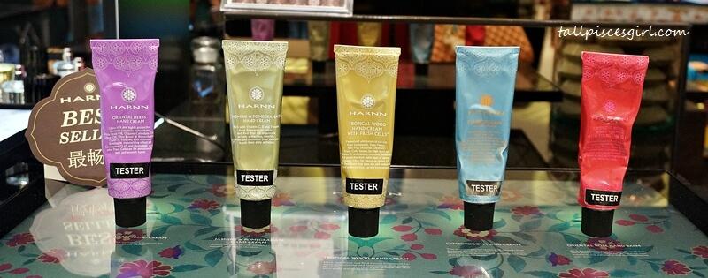 Best seller: HARNN Hand Cream