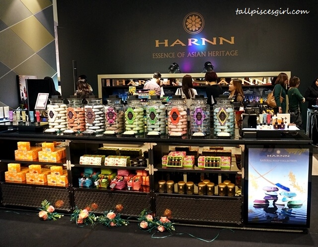 HARNN - Unique and natural lifestyle concept that reflects luxury, sophistication and contemporary Asian lifestyle