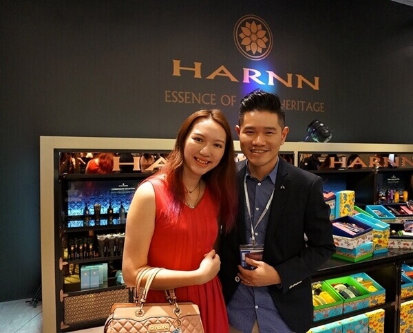 Charmaine and Stanley from Parkson