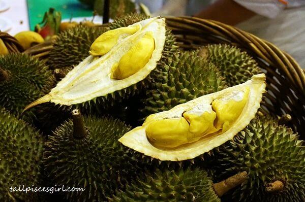 Durian Buffet (D24) @ TEMPTationS, Renaissance KL
