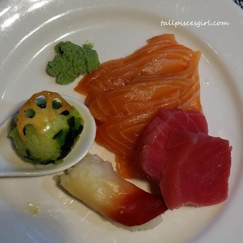 Japanese Sashimi Cuts