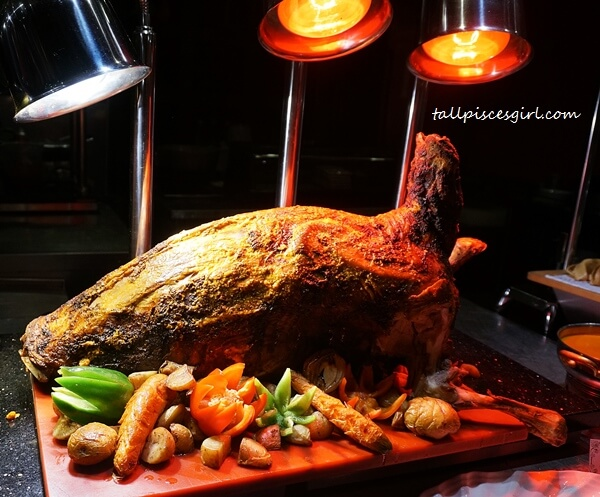 Roasted Whole Lamb with Percik Sauce @ TEMPTationS Buffet Ramadhan 2016, Renaissance KL