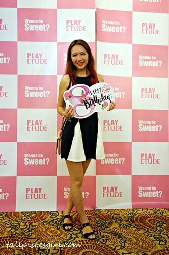 tallpiscesgirl @ Etude House 8th Anniversary Princess Night