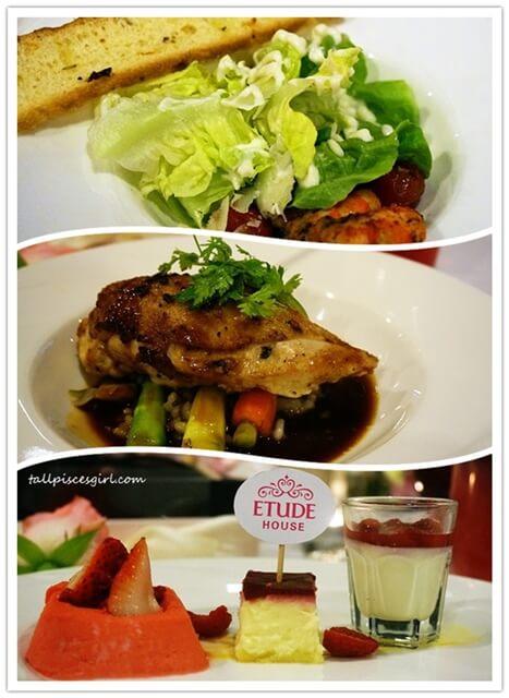Etude House Princess Night Meal @ Majestic Hotel Kuala Lumpur