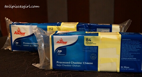 Anchor Processed Cheddar Cheese