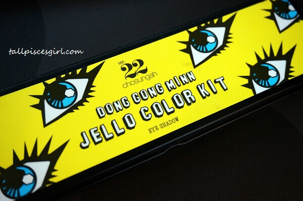 Chosungah22 Dong Gong Minn Jello Color Kit