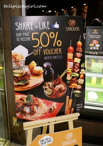 Fancy a 50% off voucher? You know what to do!
