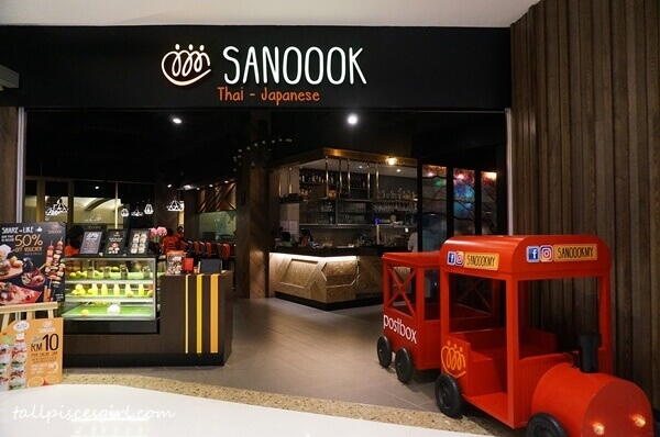 Sanoook Thai-Japanese Restaurant @ Sunway Pyramid West Hotel