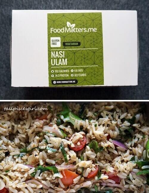 Food Matters - Nasi Ulam