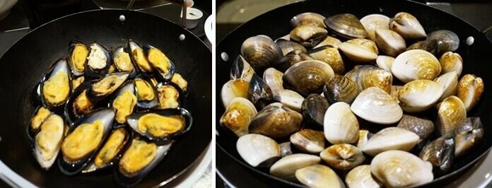 Latino Fiesta - Poached Seafood