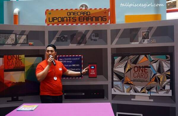 ONECARD UPoints Earning