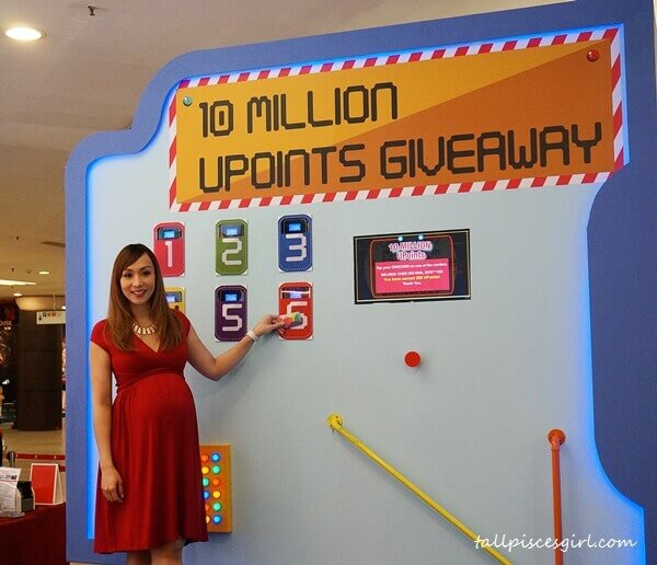 ONECARD 10th Anniversary 10 Million UPoints Giveaway