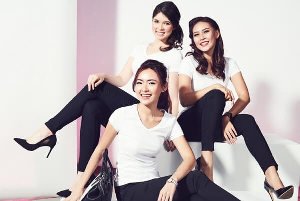 Mary Kay Dream Beautiful Contest Top 3 Finalists from Malaysia