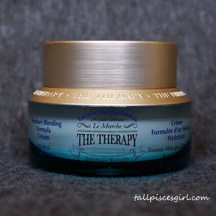 The Face Shop - The Therapy Moisture Blending Cream (Price: RM 185.48 / 50 ml)