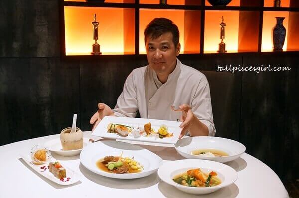 Renaissance Kuala Lumpur Hotel Executive Sous Chef Kok Chee Kin