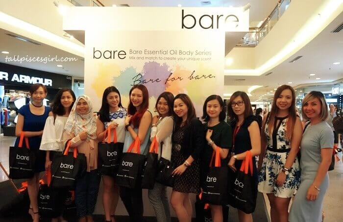 Bloggers @ bare roadshow