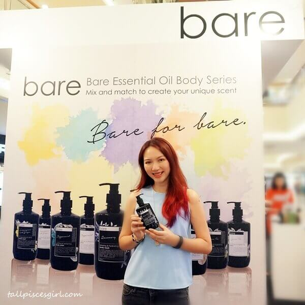Charmaine X bare