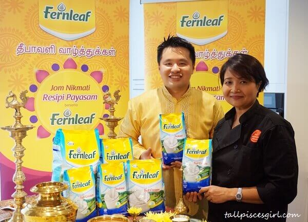 Desserts are made healthier with the added nutrition of pure and natural dairy from New Zealand in Fernleaf Full Cream milk powder