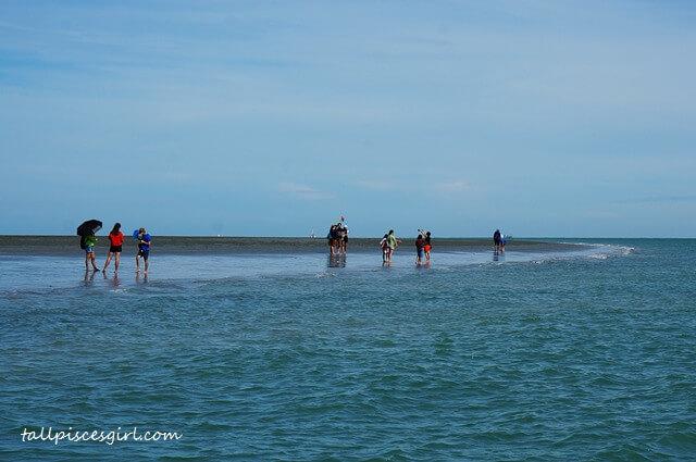 Bye bye Sasaran Beach!