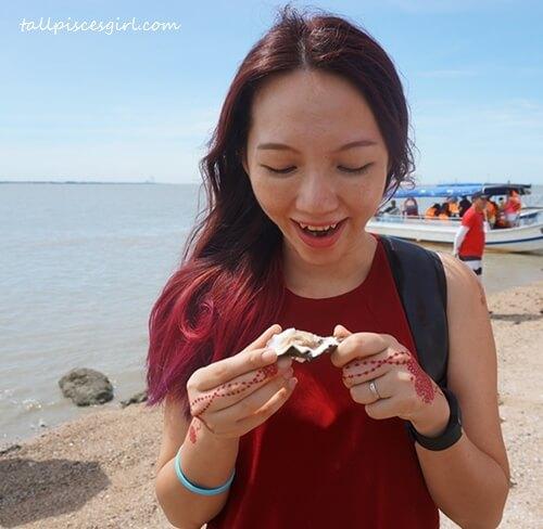 Fresh oyster!!!