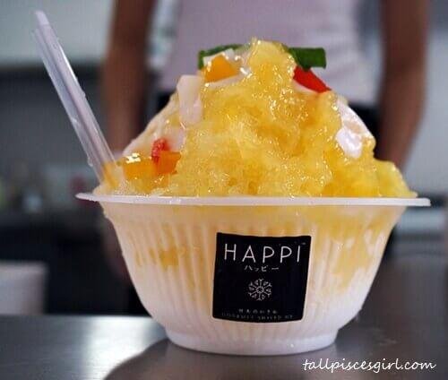 HAPPI Kakigori - made with premium quality ingredients and love