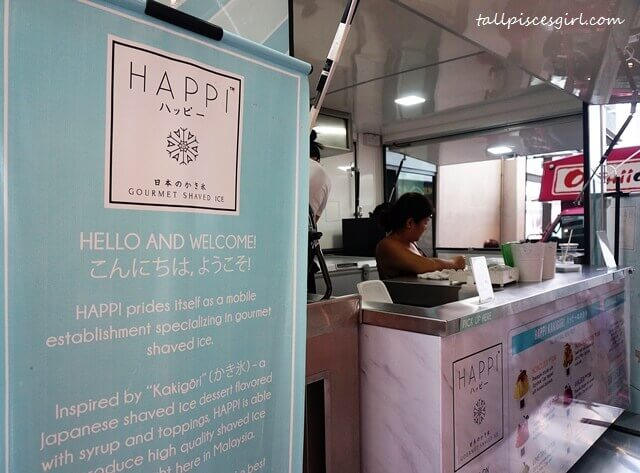 HAPPI Gourmet Shaved Ice