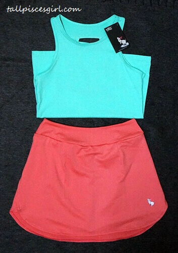 Sports Top and Skort by ViQ Apparel