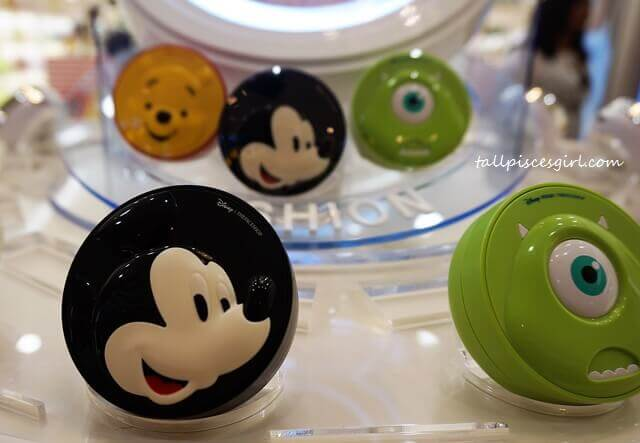 The latest hype in town: THE FACE SHOP X DISNEY Cushion Collection