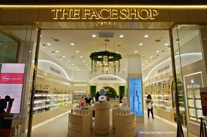 THE FACE SHOP 5th Generation Flagship Store @ Pavilion Kuala Lumpur