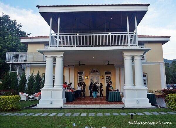 Botanica Mansion @ Balik Pulau
