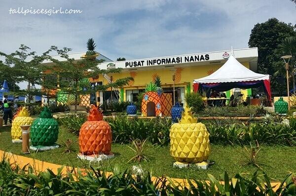 Pusat Informasi Nanas @ Laman Nanas