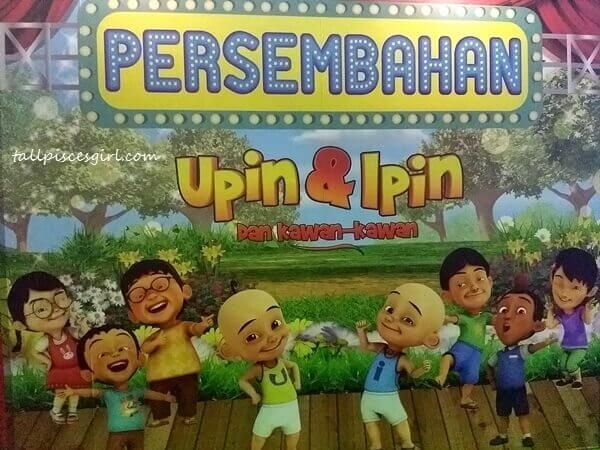 Persembahan Upin & Ipin