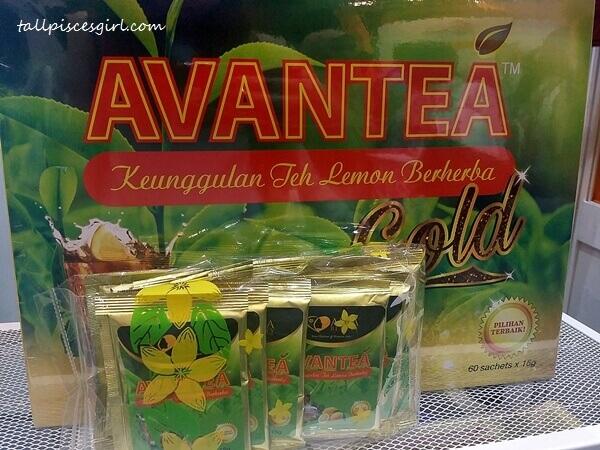 Avantea by Aspa Beauty Solution - Teh Lemon Berherba