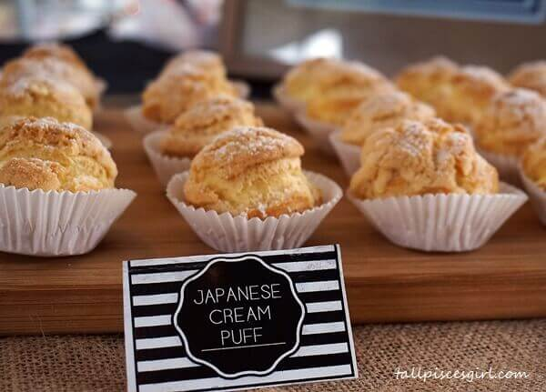 Japanese Cream Puff by Coffee Jeans & Co