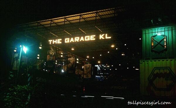 The Garage KL