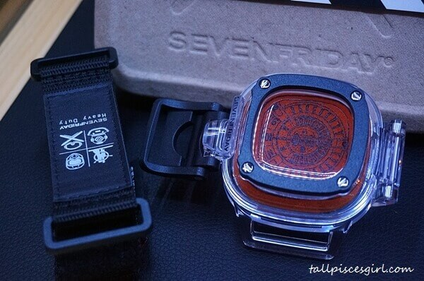 SevenFriday Q-Series Launch with a Garage Party 2