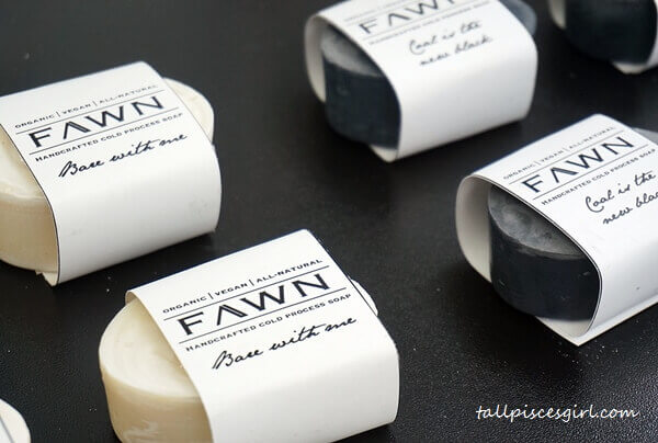FAWN Beauty Co Handcrafted Cold Pressed Soap