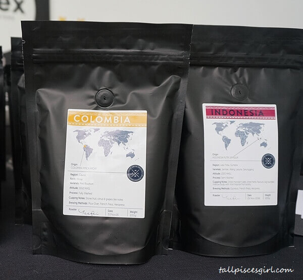 Roasted coffee by Coffex Coffee