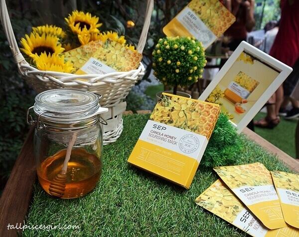 SEP Canola Honey Nourishing Mask