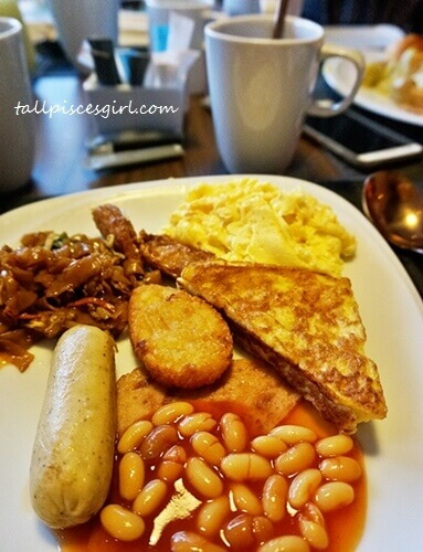 Buffet Breakfast @ Spoon Cafe
