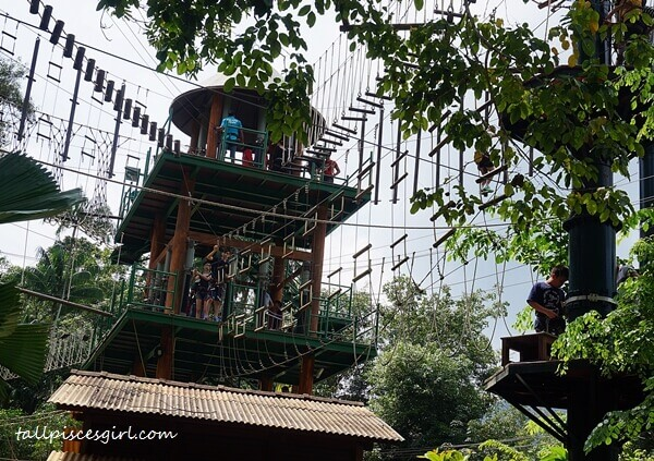 Monkey Business @ ESCAPE Adventureplay