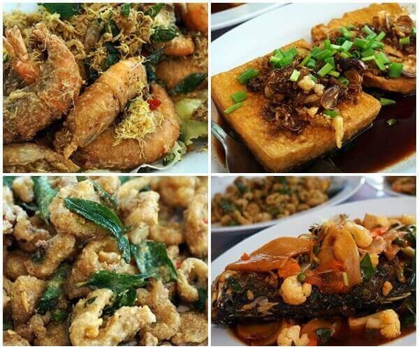 Food @ Restoran Sri Tanjung Tualang