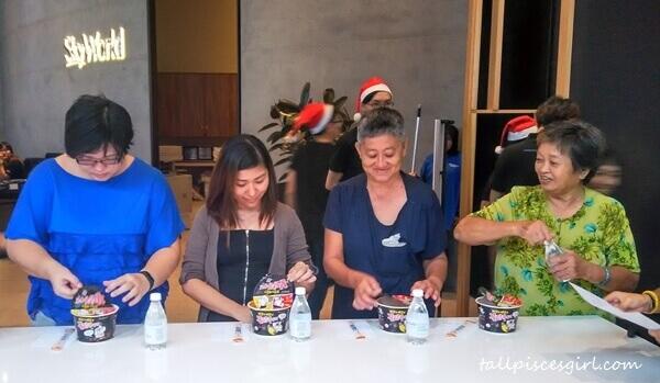 Korean Spicy Noodle Challenge