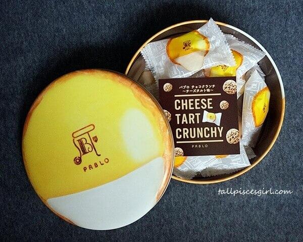 Pablo Choco Crunch - Cheese Tart Crunchy