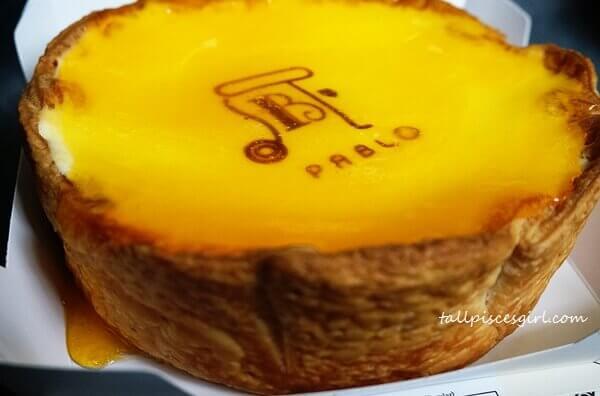 Pablo Freshly Baked Cheese Tart