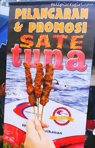 Sate Tuna